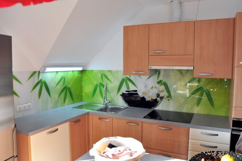 kuhinja Kuhinjska stekla