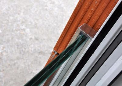 steklene ograje