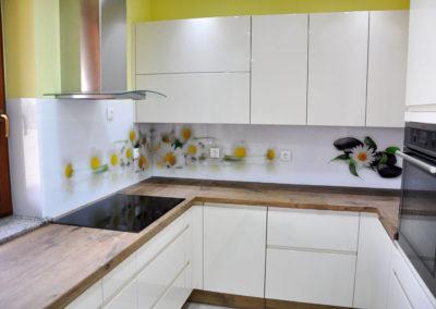 kuhinjska stekla